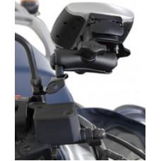 GPS Houder SW-Motech, spiegelschroefdraad, M8/M10