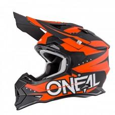 Motorhelm O'Neal, 2 Series Slingshot - Oranje